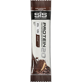 SiS Protein20 Barre 12 x 55g, Double Chocolate Brownie